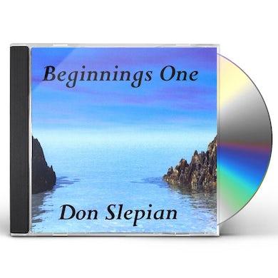 Don Slepian BEGINNINGS ONE CD