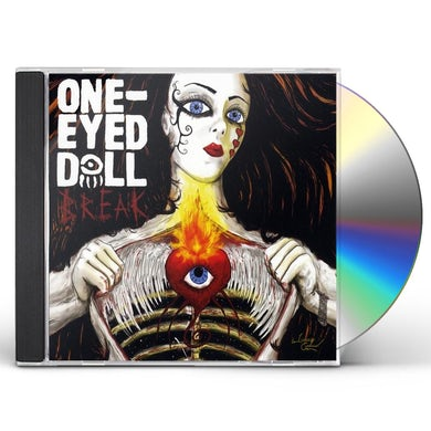 One-Eyed Doll BREAK CD