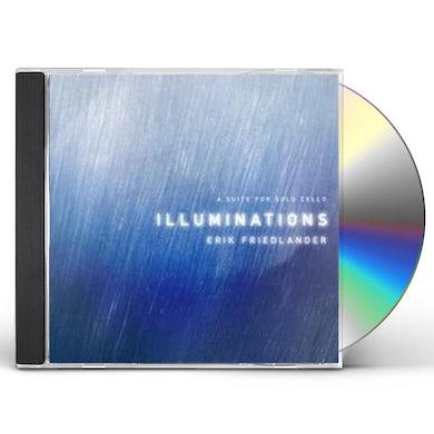 Erik Friedlander ILLUMINATIONS CD