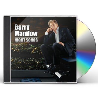Barry Manilow NIGHT SONGS CD