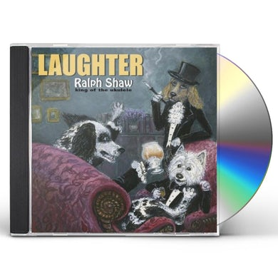 Ralph Shaw LAUGHTER CD