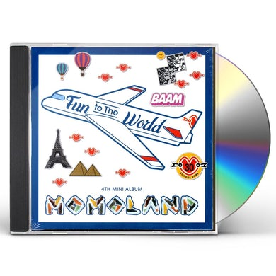 MOMOLAND FUN TO THE WORLD CD