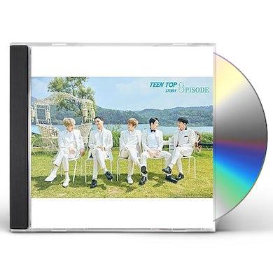 Teen Top STORY: 8PISODE CD