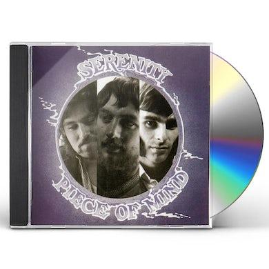 Serenity PIECE OF MIND CD