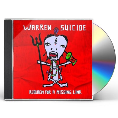 Warren Suicide REQUIEM FOR A MISSING LINK CD