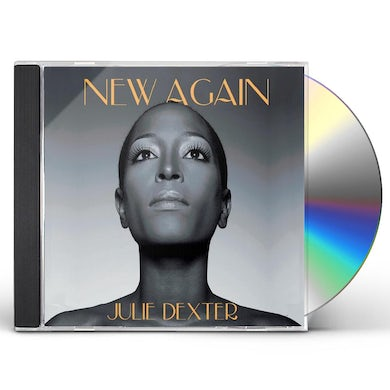 Julie Dexter NEW AGAIN CD