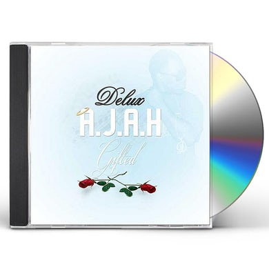Delux A.J.A.H. GIFTED CD