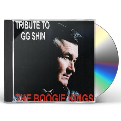 Boogie Kings TRIBUTE TO GG SHINN CD