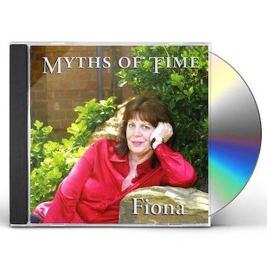 Fiona MYTHS OF TIME CD