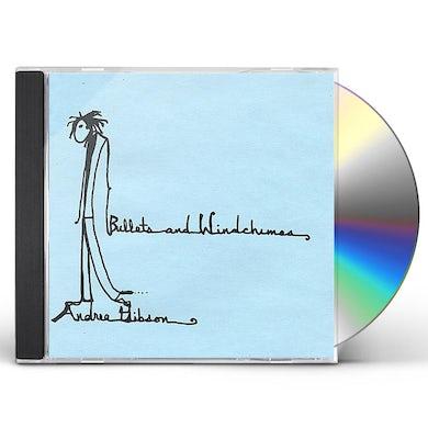 Andrea Gibson BULLETS & WINDCHIMES CD