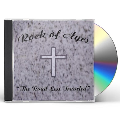 Rock Of Ages ROAD LESS TRAVELED CD