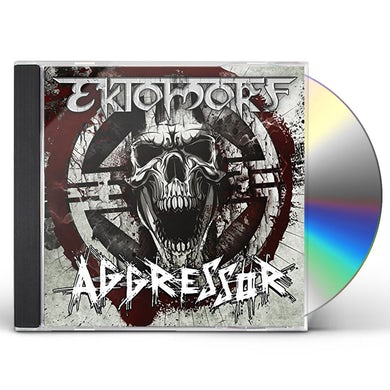 Ektomorf AGGRESSOR CD