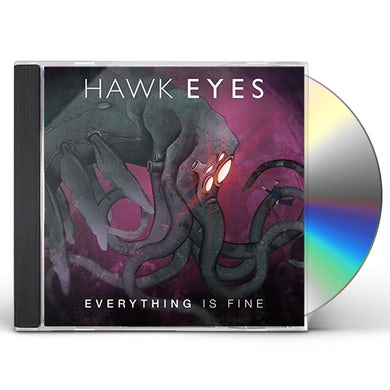 EVERYTHING IS FINE CD