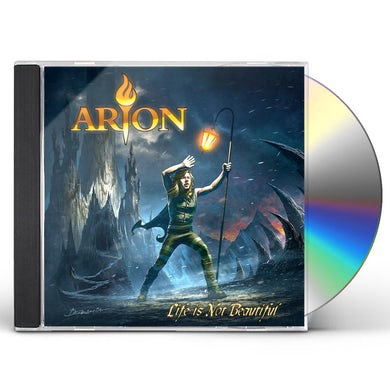 Arion LIFE IS NOT BEAUTIFUL CD