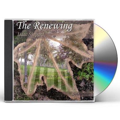 Isaac Shepard RENEWING CD