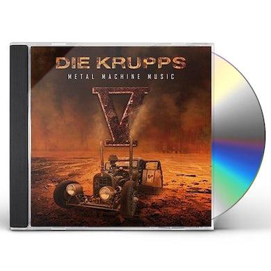 Die Krupps V-METAL MACHINE MUSIC CD