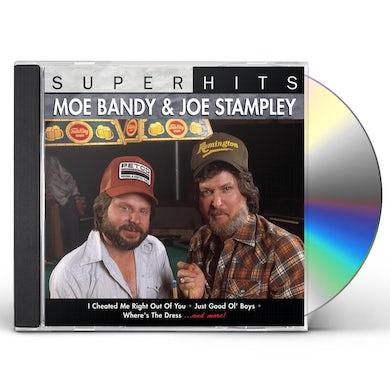 Super Hits: Moe Bandy & Joe Stampley CD