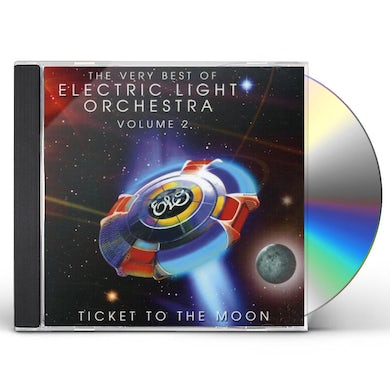ELO (Electric Light Orchestra) VERY BEST OF CD