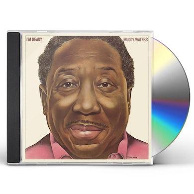 Muddy Waters I'M READY CD