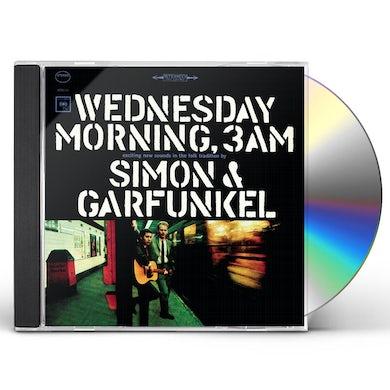 Simon & Garfunkel WEDNESDAY MORNING 3AM CD