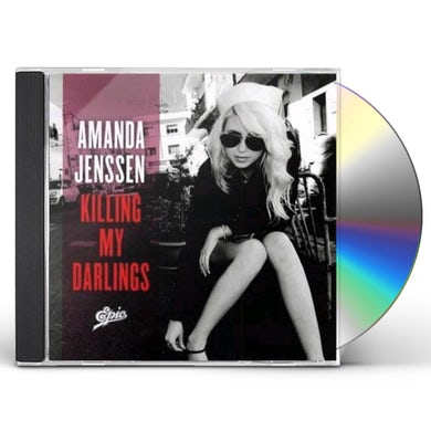 Amanda Jenssen KILLING MY DARLINGS CD