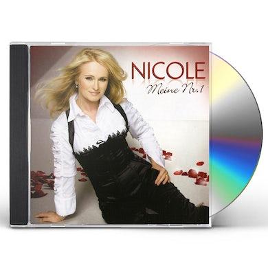 Nicole MEINE NUMMER 1 CD