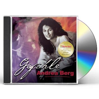 Andrea Berg GEFUHLE: MEINE STARS EDITION CD