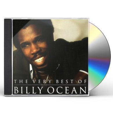 Billy Ocean VERY BEST OF CD