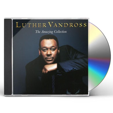 Luther Vandross AMAZON COLLECTION CD