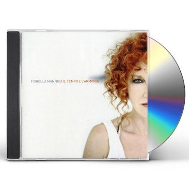 Fiorella Mannoia IL TEMPO E LARMONIA CD