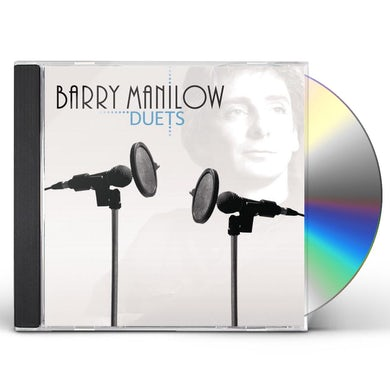 Barry Manilow DUETS CD
