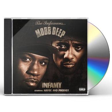 Mobb Deep INFAMY CD