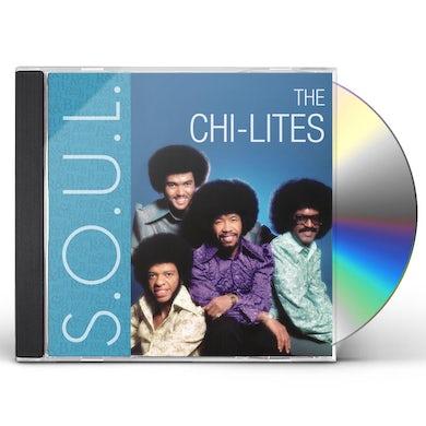 Chi-Lites S.O.U.L. CD