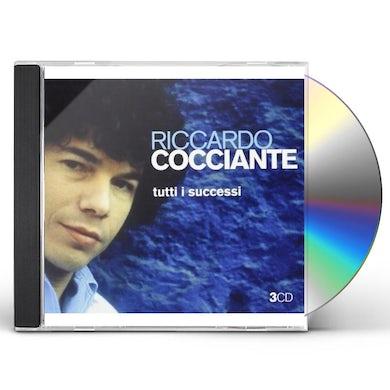 Riccardo Cocciante TUTTI I SUCCESSI CD