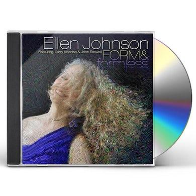 Ellen Johnson FORM & FORMLESS CD