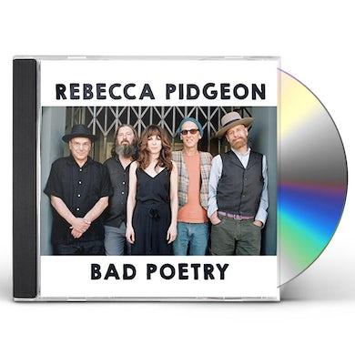 Rebecca Pidgeon BAD POETRY CD