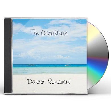 Catalinas DANCIN ROMANCIN CD