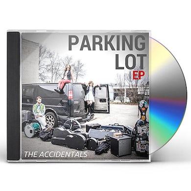 Accidentals PARKING LOT CD