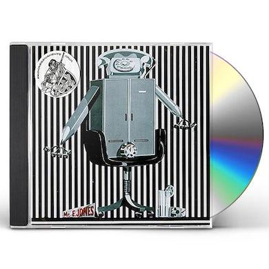 NUOVA IDEA MR. E. JONES CD