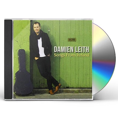 Damien Leith SONGS OF IRELAND CD
