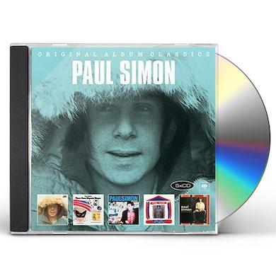 Paul Simon ORIGINAL ALBUM CLASSICS CD