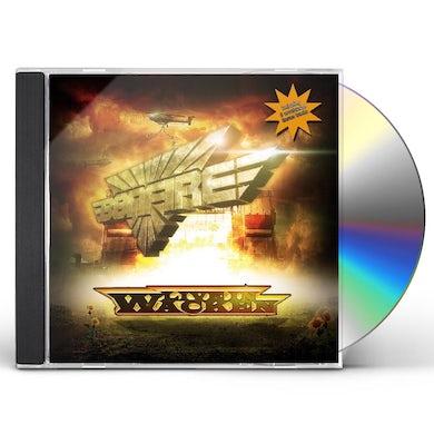 Bonfire LIVE IN WACKEN CD