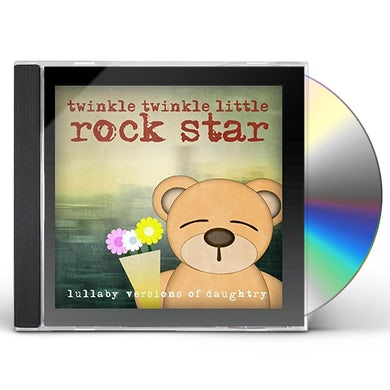 Twinkle Twinkle Little Rock Star LULLABY VERSIONS OF DAUGHTRY (MOD) CD