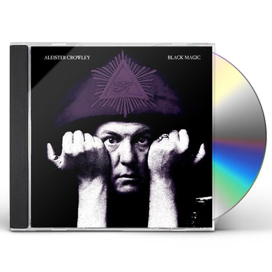 Aleister Crowley BLACK MAGIC CD