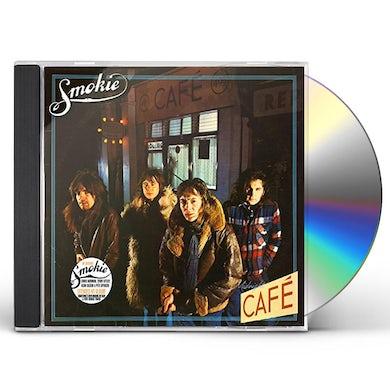 Smokie MIDNIGHT CAFE CD