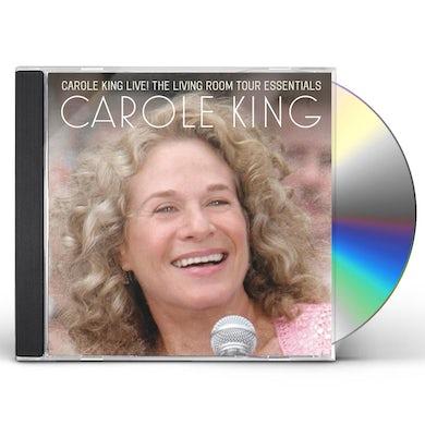 CAROLE KING LIVE: THE LIVING ROOM TOUR ESSENTIALS CD