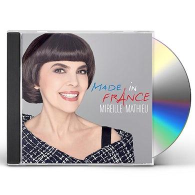 Mireille Mathieu MADE IN FRANCE CD