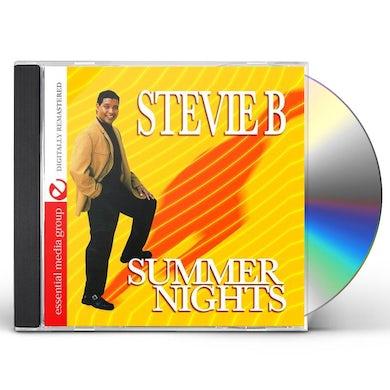 Stevie B. SUMMER NIGHTS CD