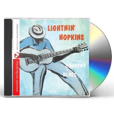 Lightnin Hopkins COUNTRY BLUES CD