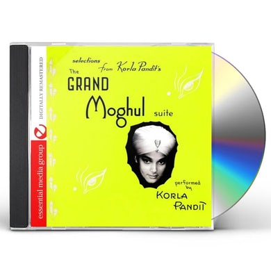 Korla Pandit GRAND MOGHUL SUITE CD